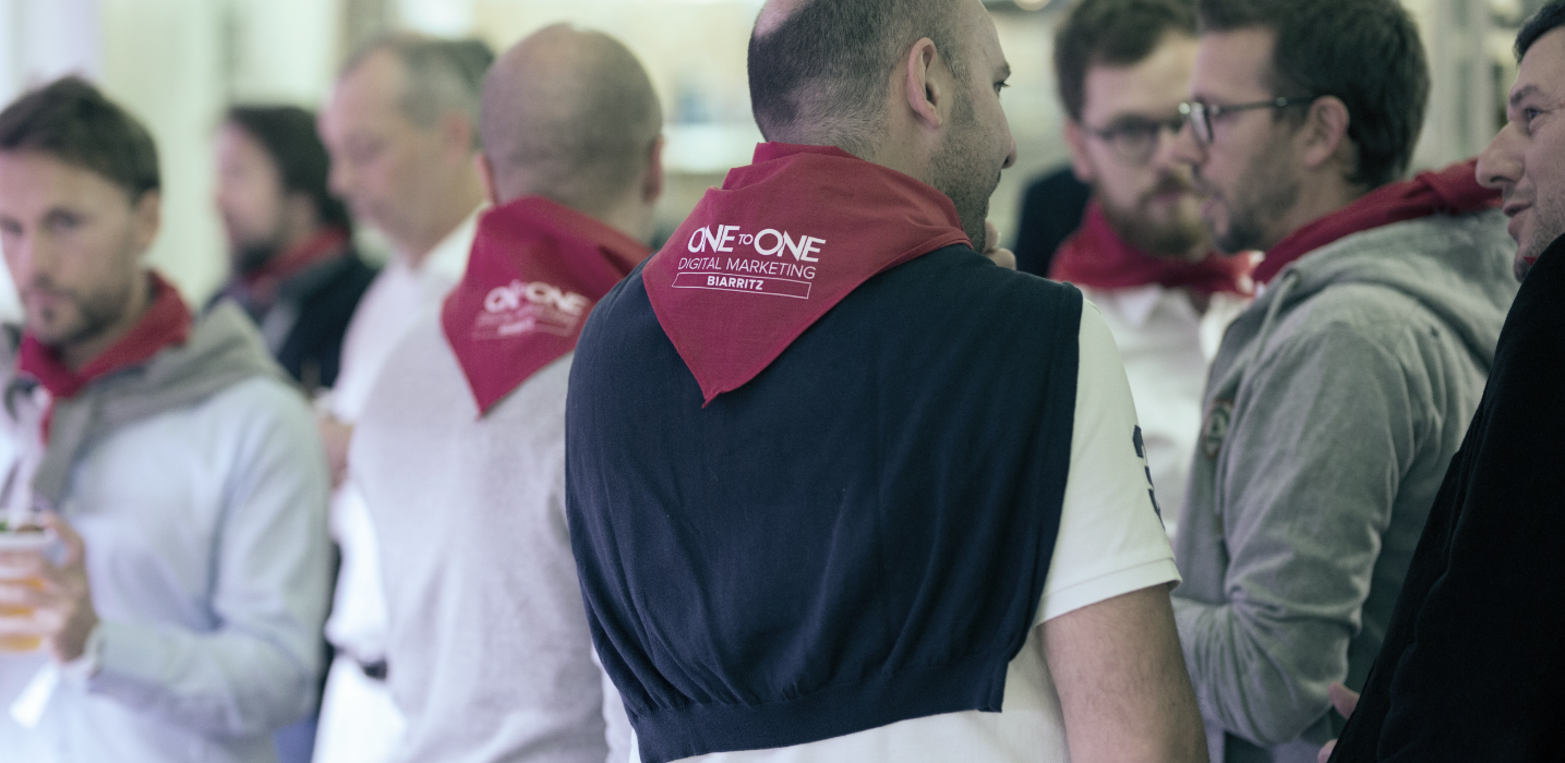 One to One Digital Marketing Biarritz 2019 | October 8-10